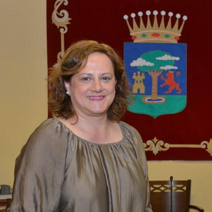 MARÍA DOLORES PADRÓN ZAMORA